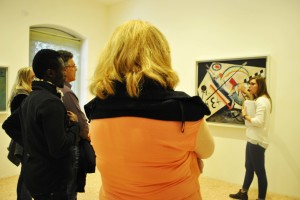 Visita al museo Peggy Guggenheim
