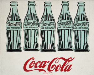 Andy Warhol's Coca Cola