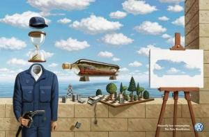 Volkswagen-Magritte